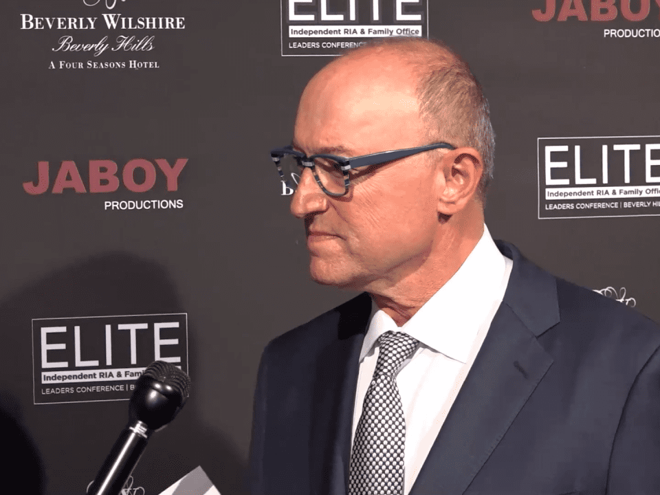 ELITE Conference, Bill Shopoff Interview