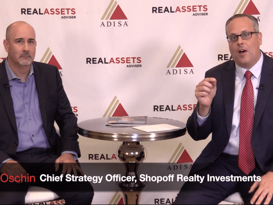 ADISA Conference: Daniel Oschin with Shopoff Realty Investments discusses Reg D and Reg A investments