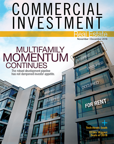 CIRE - Multifamily Momentum Continues