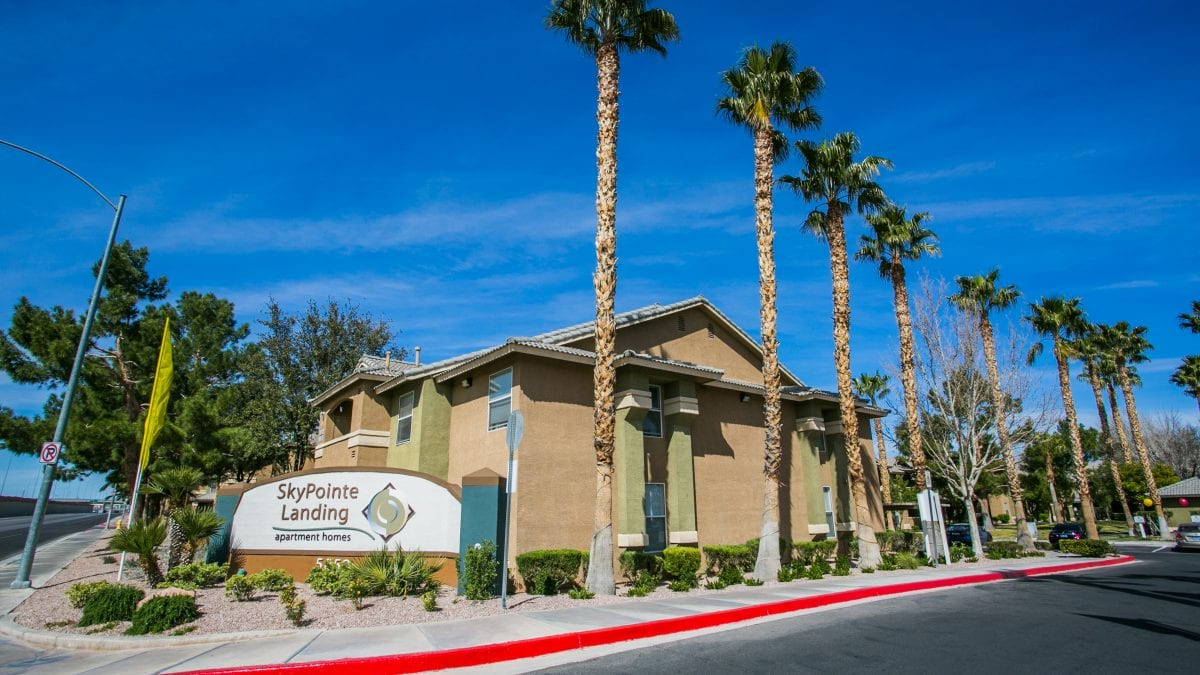 Shopoff Realty Investments Sells 624-Unit Apartment Community in Las Vegas